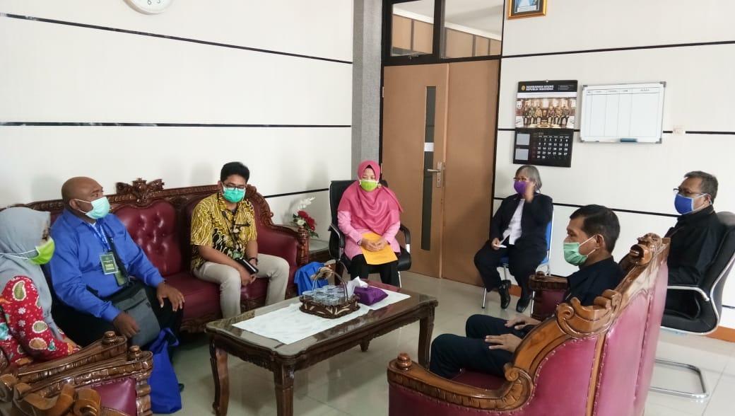 ظروف الحاجب البديل في المحكمة الإدارية الحكومية سيمارانج