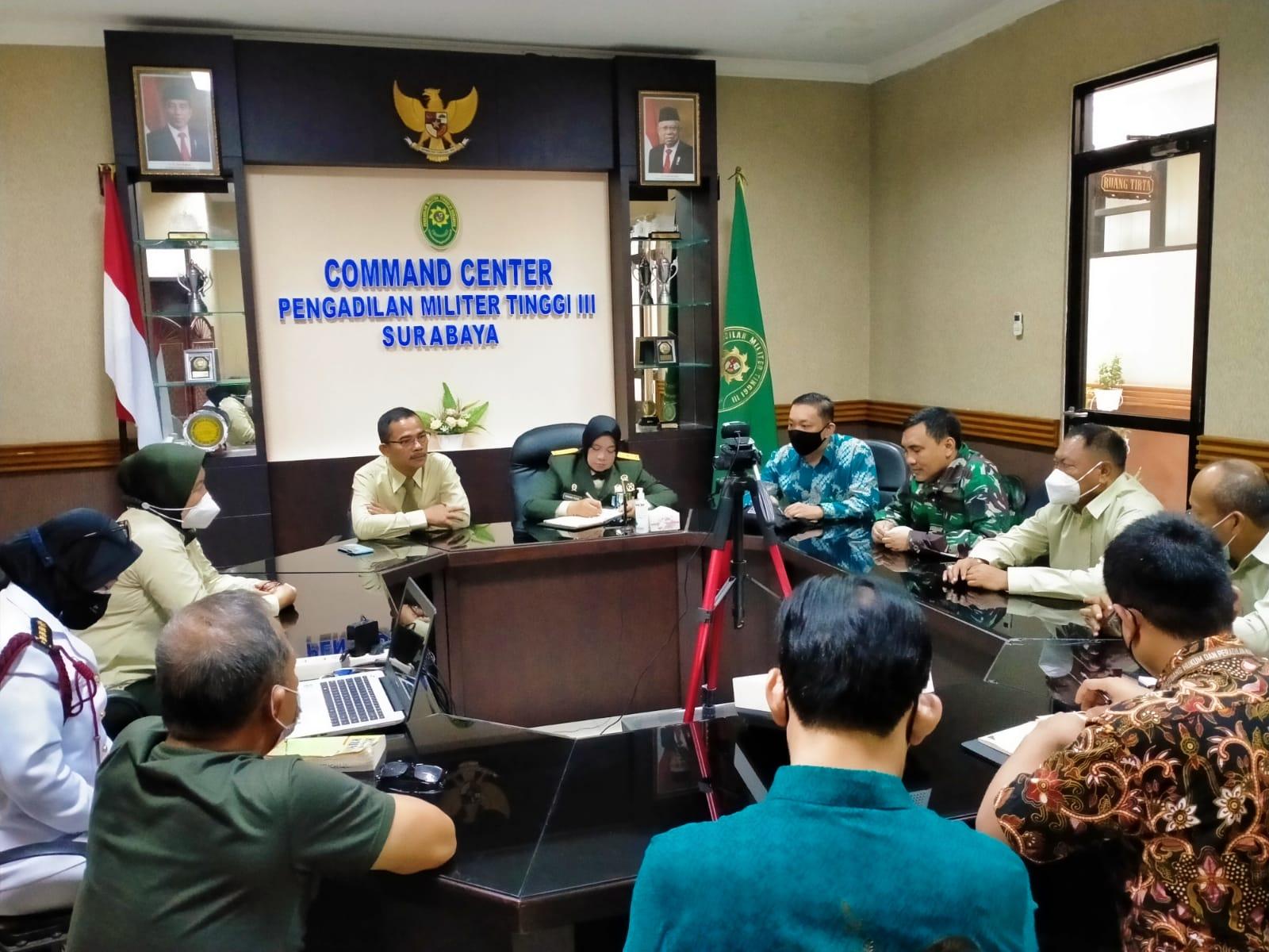 """ST PANGLIMA TNI TIDAK TERMASUK HIRARKI PERUNDANG-UNDANGAN NAMUN """"RUH"""" ST TERSEBUT BISA DIJADIKAN PERTIMBANGAN PUTUSAN"""