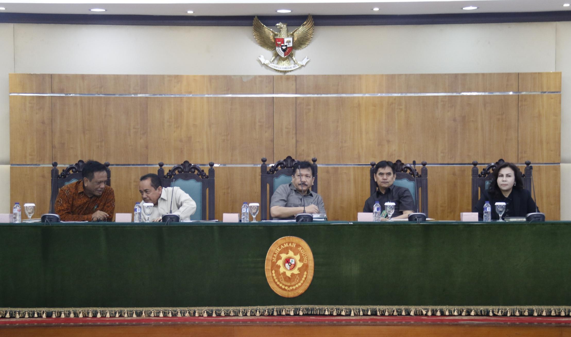 Rapat Koordinasi Badan Litbang Hukum dan Peradilan ...